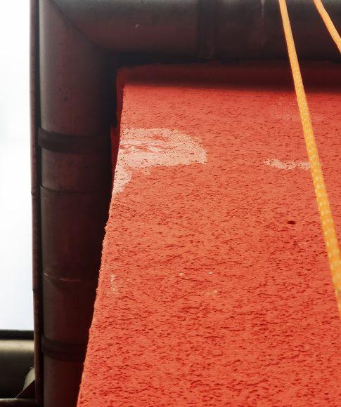 Fassadenschäden durch Spechte